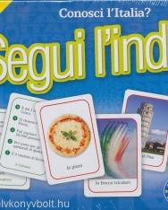 Segui l'indizio - L'italiano giocando (Társasjáték)