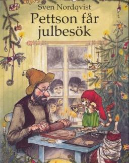 Sven Nordqvist: Pettson far julbesök