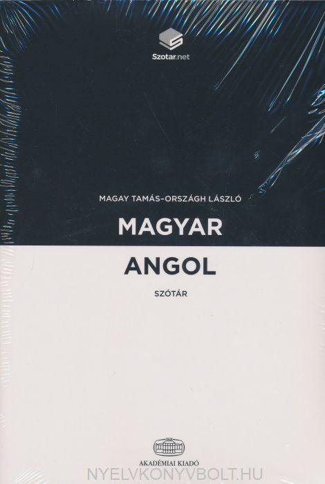 Magyar-angol szótár + online szótárcsomag