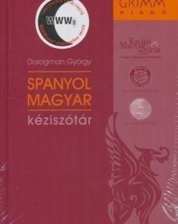 Spanyol-magyar kéziszótár + ingyenesen letölthető MoBiMouse elektronikus verzió (Dorogman György)