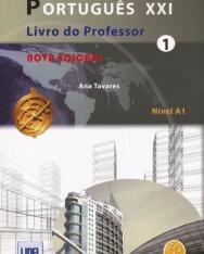 Portugués XXI 1 Livro do Professor Nova Edicao!