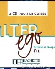 Alter ego 1 - Méthode de francais niveau  A1 CD pour la classe (3)