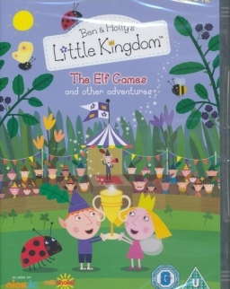 Ben and Holly's Little Kingdom - The Elf Games DVD