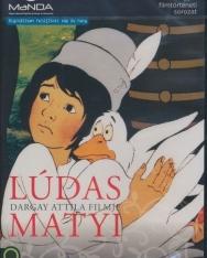 Lúdas Matyi (rajzfilm) DVD