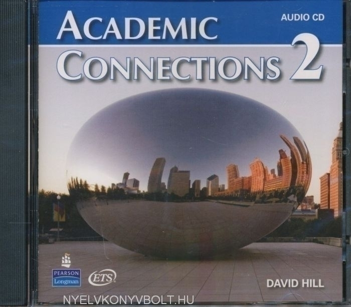 Academic Connections 2 Audio CD