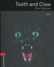 Tooth and Claw - Short Stories - Oxford Bookworms Library Level 3