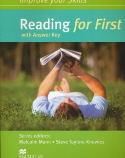 Reading for First with answer key - Improve your Skills