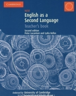 IGCSE - English as a Second Language Teacher's Book - Second edition