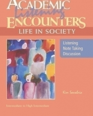 Academic Listening Encounters: Life in Society Class Audio Cassettes: Listening, Note Taking, and Di