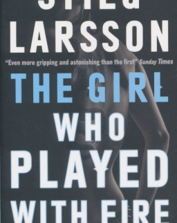 Stieg Larsson: The Girl Who Played with Fire