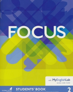 Focus 2 Student's Book with Word Store and MyEnglishLab Access Code