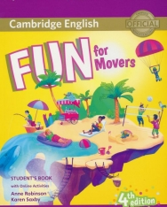 Fun for Movers 4th Edition Student's Book with Online Activities with Audio
