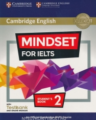 Cambridge English Mindset for IELTS Student's Book 2 with Tesbank and Online Modules