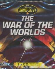 H. G. Wells: The War of the Worlds BBC Audio Book (3 CDs)