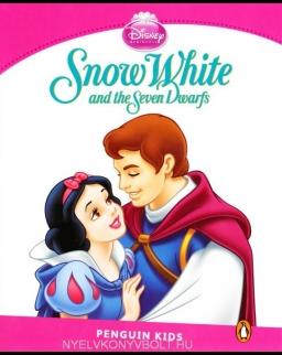 Snow White and the Seven Dwarf - Penguin Kids Disney Reader Level 2