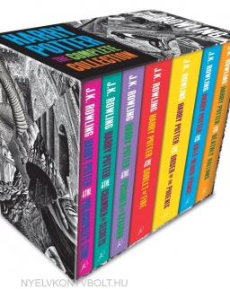 J.K. Rowling: Harry Potter Boxed Set: The Complete Collection (Adult Paperback)