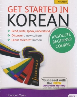 Teach Yourself: Get Started in Korean - Absolute Beginner Course