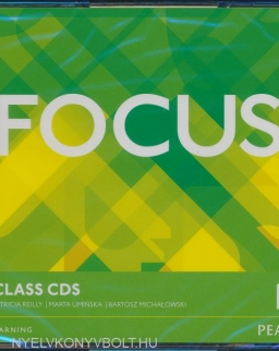 Focus 1 Audio Cd