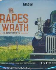 John Steinbeck: The Grapes of Wrath - Audio Book (3 CDs)