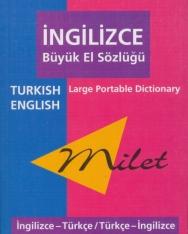 Milet English - Turkish / Turkish - English Large Portable Dictionary