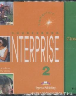 Enterprise 2 Class Audio CD (3)