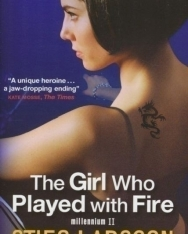 Stieg Larsson: The Girl who Played with Fire - (Millennium Trilogy 2 angol nyelven)