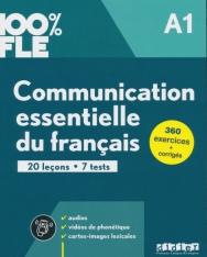 100% FLE - Communication essentielle du français A1 - Livre + Onprint