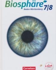 Biosphäre Sekundarstufe I Schülerbuch 7./8. Schuljahr - Gymnasium Baden-Württemberg - Neubearbeitung
