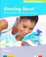 Einstieg Beruf - Berufsfeld Reinigung: Erste Schritte in die deutsche Sprache