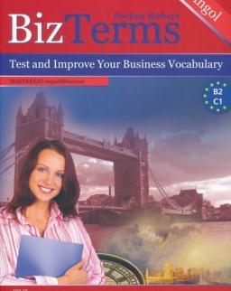 BizTerms - Test and Improve Your Business Vocabulary magyarázó megoldókulccsal
