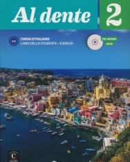 Al dente 2 – Libro dello studente edizione internazionale: libro dello studente + esercizi