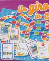 Un giro in citta - L'italiano giocando (Társasjáték)