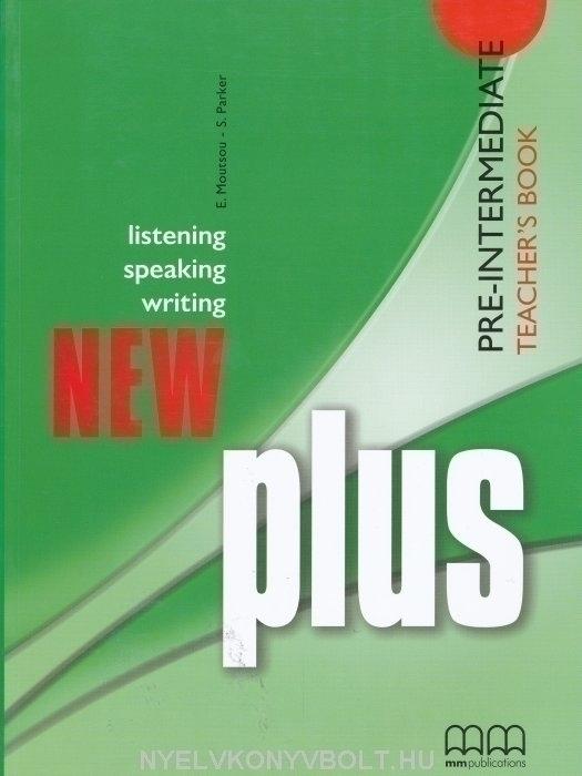 New Plus Pre-Intermediate Teacher's Book