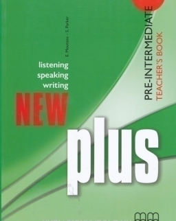 New Plus Pre-Intermediate Teacher's Book