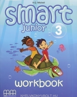 Smart Junior level 3 (A) Workbook with Audio CD