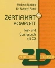 Zertifikat Komplett Test- und Übungsbuch mit CD