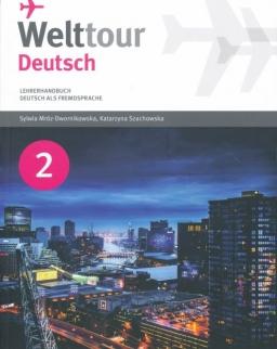 Welttour Deutsch 2 Lehrerhandbuch