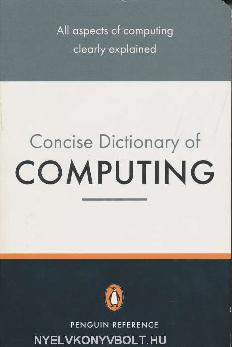 Concise Dictionary of Computing