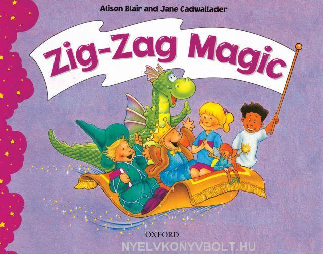 Zig-Zag Magic Class Book