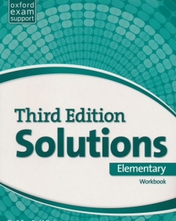 Solutions 3rd Edition Elementary Workbook