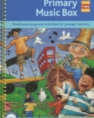 Primary Music Box with Audio CD - Traditional songs and Activities for Young Learners
