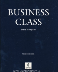 Business Class Teacher's Book