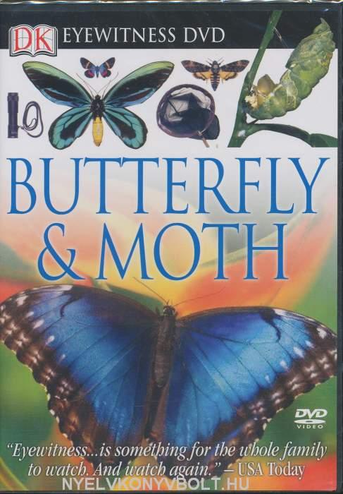 Eyewitness DVD - Butterfly & Moth