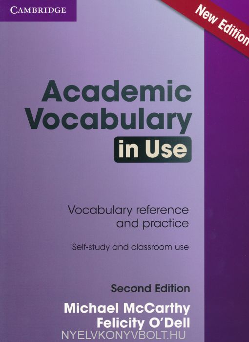 Academic Vocabulary in Use - New Edition