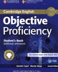 Objective Proficiency (2nd Edition) Student's Book without Answers with Downloadable Software British English