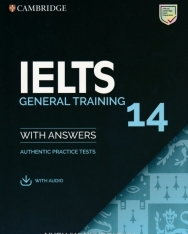 Cambridge IELTS 14 Official Authentic Examination Papers Student's Book with Answers and with Audio