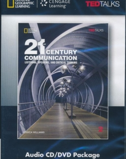 21st Century Communication 2 Audio CD/DVD Package