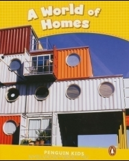 A World of Homes - Penguin Kids level 6 - 1200 headwords