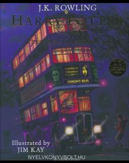 J. K. Rowling: Harry Potter and the Prisoner of Azkaban: Illustrated Edition