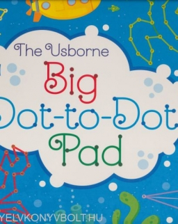 The Usborne Big Dot-to-Dot Pad